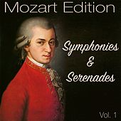Mozart Edition, Vol. 1: Symphonies & Serenades von Various Artists