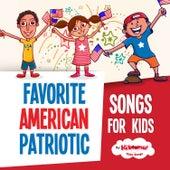 Favorite American Patriotic Songs for Kids by The Kiboomers