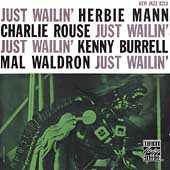 Just Wailin' by Herbie Mann