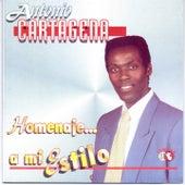 Homenaje a...Mi Estilo de Antonio Cartagena