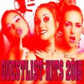 Guestlist Hits 2015 von Various Artists