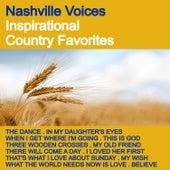 Inspirational Country Favorites de The Nashville Voices