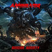 Suicide Society (Deluxe Edition) by Annihilator