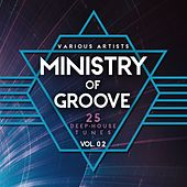 Ministry of Groove, Vol. 2 (25 Deep-House Tunes) de Various Artists