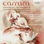Carrara: Magnificat, ondanomala, suite per bicicletta e orchestra de Flavio Emilio Scogna Orchestre Symphonique et Lyrique de Nancy