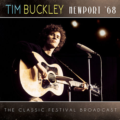 Newport '68 de Tim Buckley