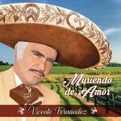 Muriendo de Amor von Vicente Fernández