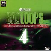 Sagloops Volume 4 - The Ultimate Bhangra Break Beats For The DJ by Bally Sagoo
