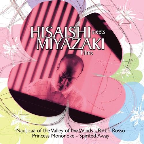 Hisaishi Meets Miyazaki Films von Joe Hisaishi