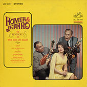 Sing Tenderly and Other Great Love Ballads by Homer and Jethro