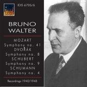 Mozart, Dvořák, Schubert & Schumann: Symphonies de Various Artists