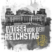 Wiese vor dem Reichstag von Sido