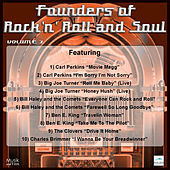 Founders of Rock 'N' Roll and Soul, Vol. 7 by Various Artists