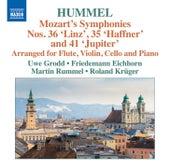 Mozart: Symphonies Nos. 35, 36 & 41 (Arr J.N. Hummel) by Uwe Grodd