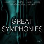 Great Symphonies, Vol. 3 von Various Artists