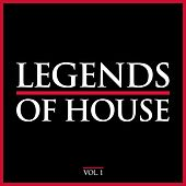Legends of House, Vol. 1 de Various Artists