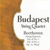 Budapest String Quartet: Beethoven's Strings Quartet by Budapest String Quartet