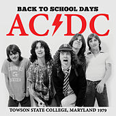 Back to School Days (Live) von AC/DC