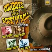 Cowboys Love Rock 'N' Roll de Various Artists