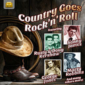 Country Goes Rock 'N' Roll by Various Artists