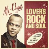 Lovers Rock and Soul de Mr. Vegas