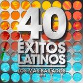 40 Éxitos Latinos 2015 - Los Más Bailados by Various Artists