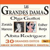 Las Grandes Damas, Vol. 1 by Various Artists