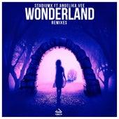 Wonderland (Remixes) de Stadiumx