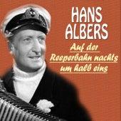 Auf der Reeperbahn nachts um halb eins de Hans Albers