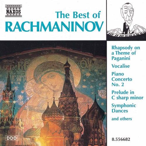 The Best of Rachmaninov by Sergei Rachmaninov