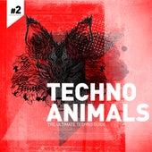 Techno Animals Vol. 2 de Various Artists
