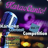 Contest Karaoke Competition, Vol. 11 by Gynmusic Studios