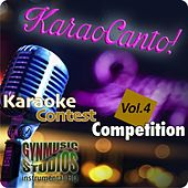 Contest Karaoke Competition, Vol. 4 by Gynmusic Studios
