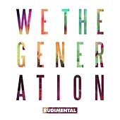 We The Generation (Deluxe Edition) van Rudimental