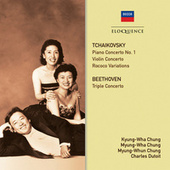 Tchaikovsky: Concertos / Beethoven: Triple Concerto by The Chung Trio