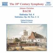 Sinfonias Vol. 4 by Johann Christian Bach