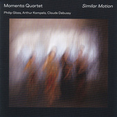 Similar Motion von The Momenta Quartet