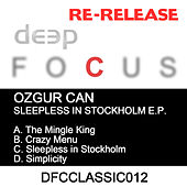 Sleepless In Stockholm EP de Ozgur Can