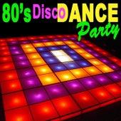 80's Disco Dance Party de Various Artists