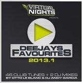 Deejays Favourites 2013.1 von Various Artists
