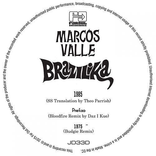 Brazilika by Marcos Valle