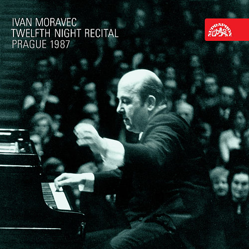 Twelfth Night Recital Prague 1987 by Ivan Moravec