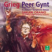 Grieg : Peer Gynt Suites 1, 2 & Symphonic Dances de Sakari Oramo