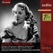 Portrait Zara Nelsova (Cello Concertos, Sonatas & Suites) by Various Artists