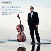 Walton & Hindemith: Cello Concertos von Christian Poltéra