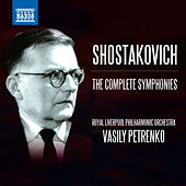 Shostakovich: The Complete Symphonies by Various Artists