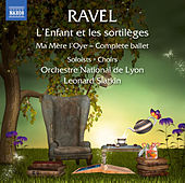 Ravel: L'enfant et les sortilèges, M. 71 & Ma mère l'oye, M. 62 von Various Artists
