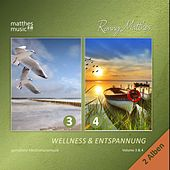 Wellness & Entspannung (Vol. 3 & 4) - Gemafreie Meditationsmusik [Inkl. Tiefenentspannung] by Ronny Matthes