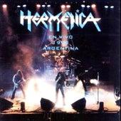 En Vivo 1993 Argentina de Hermetica