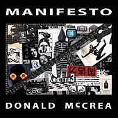 Manifesto by DONALD McCREA